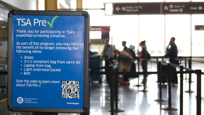 Global Entry members are automatically eligible for the increasingly popular TSA PreCheck service, developed by the Transportation Security Administration, designed to whisk low-risk types through security checkpoints with less hassle.