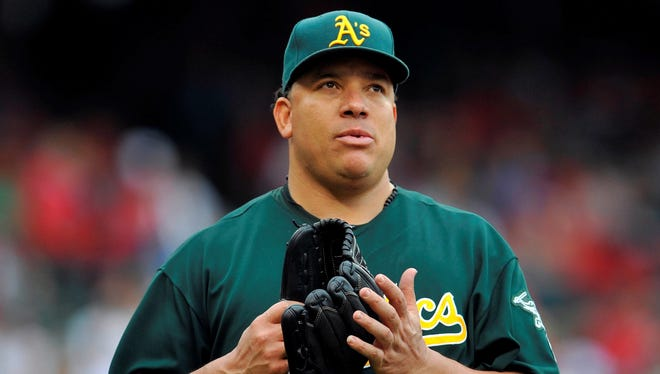 Bartolo Colon is 14-3 with a 2.54 ERA and has 14 consecutive quality starts.