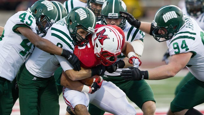 Ohio needs to improve defensively, but the offense is among the MAC's best.