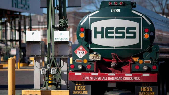 Hess is selling its energy marketing business for $1.03B as part of Hess's plan to focus on its exploration