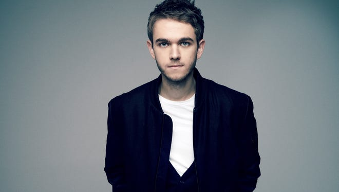 Zedd, a German producer, is a classically trained pianist.