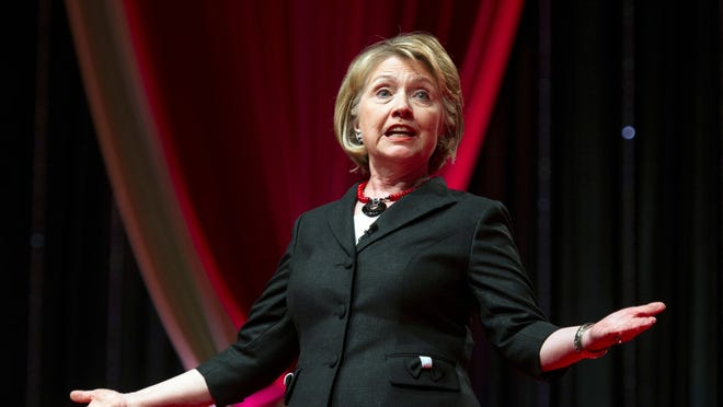 Hillary Rodham Clinton has not announced whether she intends to run for the presidency, but a super PAC is preparing for a possible campaign.