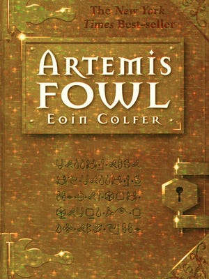 'Artemis Fowl' by Eoin Colfer is heading to the big screen.