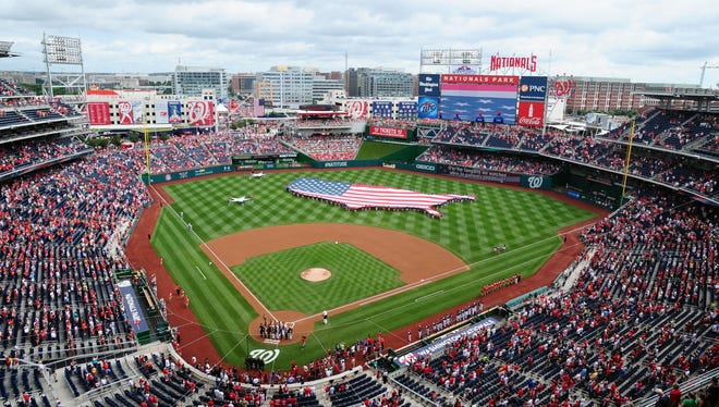 Nationals Park, which opened in 2008, has one of the largest lower seating bowls in the majors, giving more fans an up close and personal view of the action.