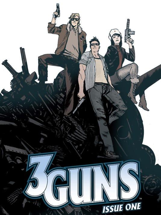 3 Guns cover