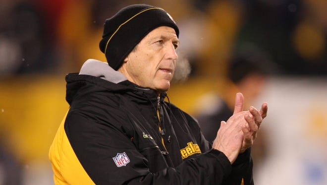 Dick LeBeau has run the Steelers defense since 2004.
