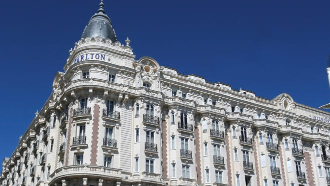 The Carlton hotel in Cannes, southern France was the robbed of $136 million worth of jewels. Another robbery occurred less than a half mile away at a luxury watch store on July 30.