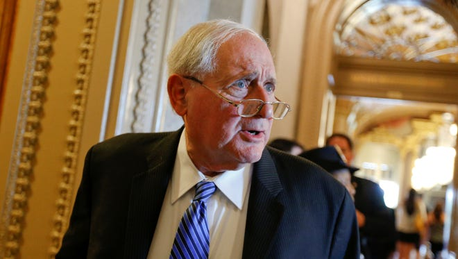 Sen. Carl Levin, D-Mich., is chairman of the Senate Armed Services Committee.