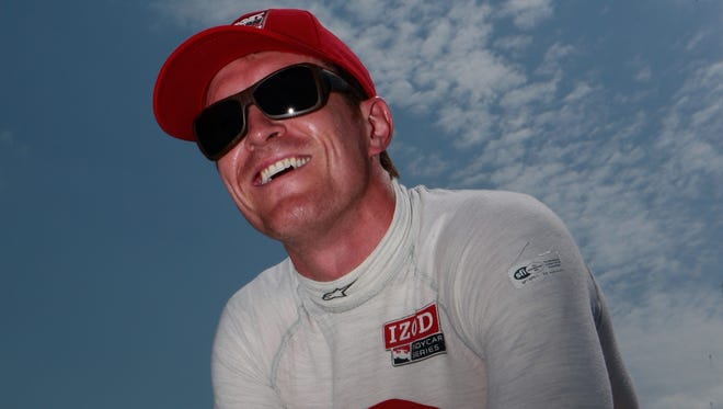With three wins in three races, Scott Dixon has injected himself into the IndyCar championship race.
