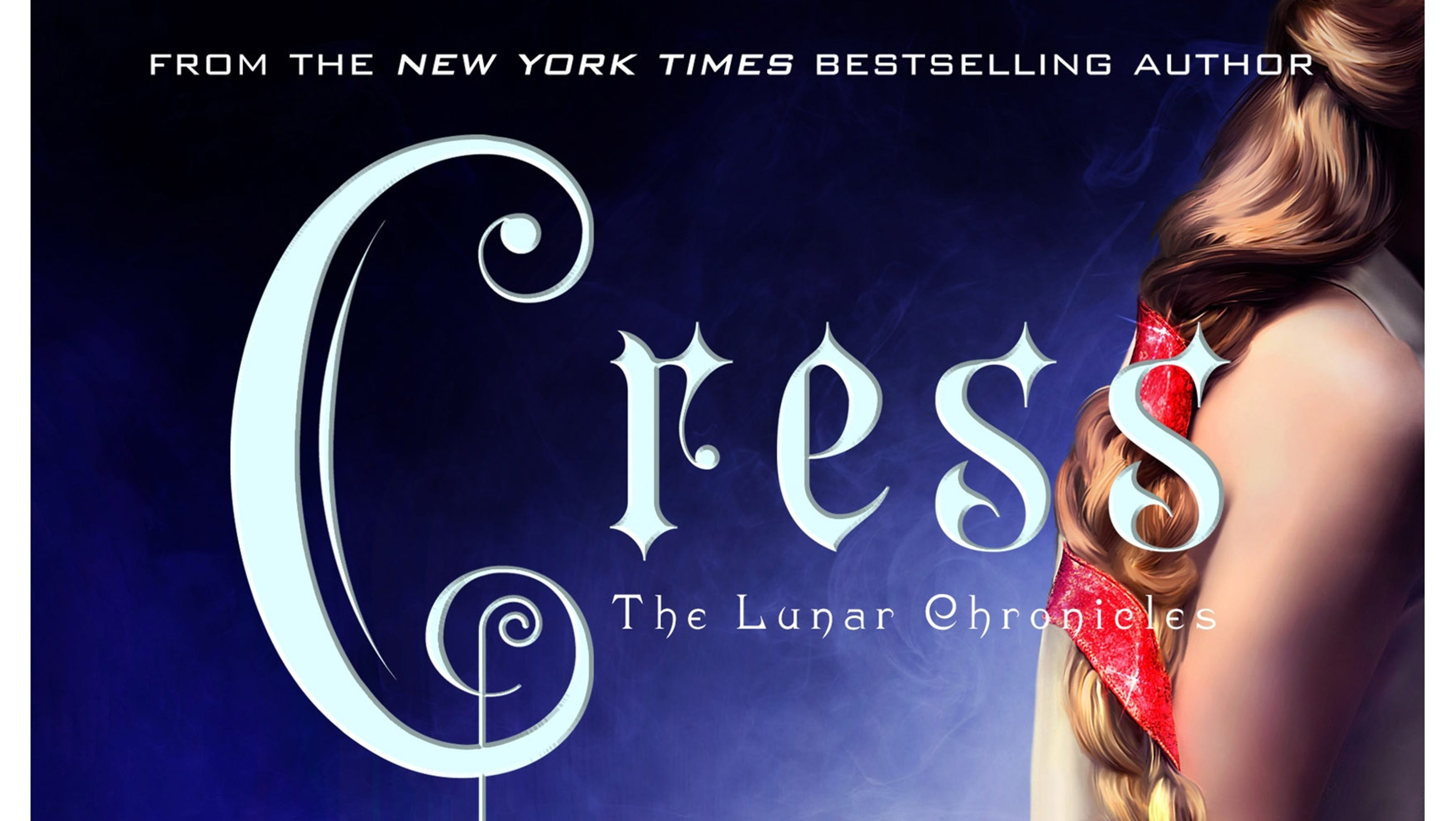 Cover reveal excerpt and Q&A Marissa Meyer s Cress