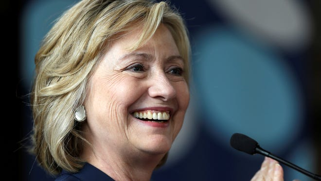 Ready for Hillary is a super PAC supporting former secretary of State Hillary Rodham Clinton.