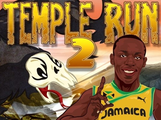 Usain bolt game for android