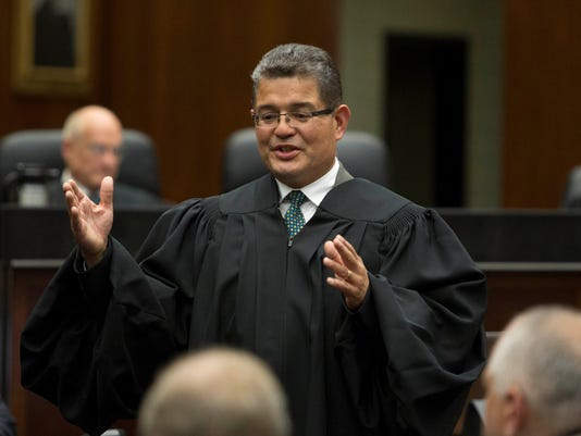 Judge Ruben Castillo