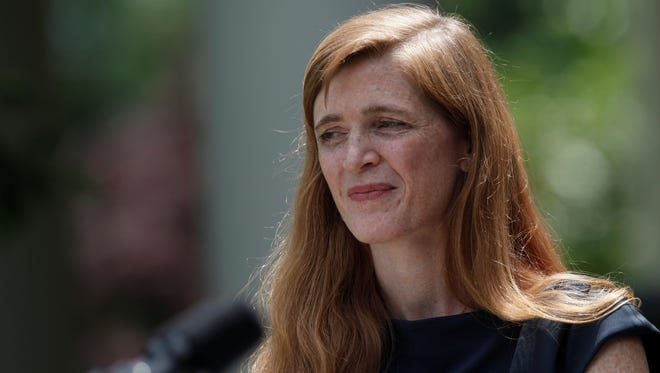 The Senate on Thursday confirmed Samantha Power as the next U.S. ambassador to the United Nations.