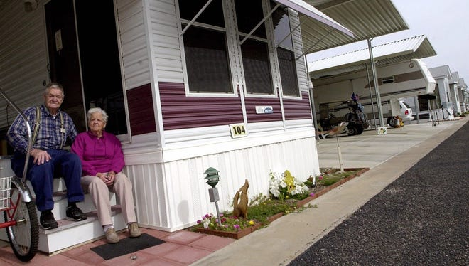 Money Quick Tips: Pros and cons of mobile homes as lower-cost housing.