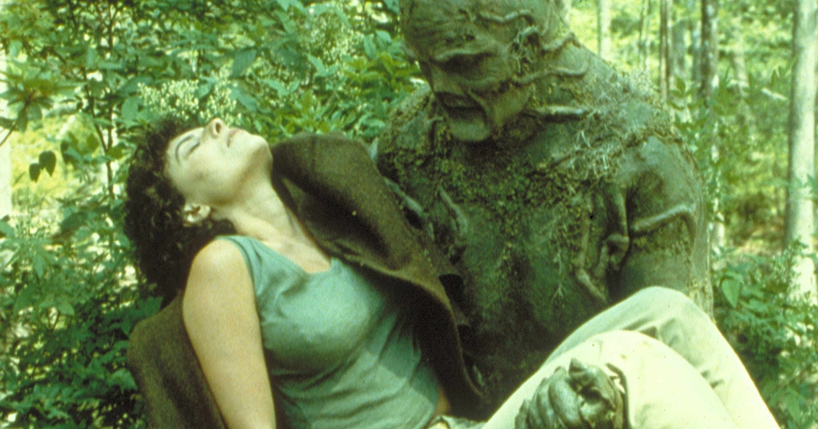 Adrienne barbeau swamp thing wild tribute by sexy g mods - 1 8