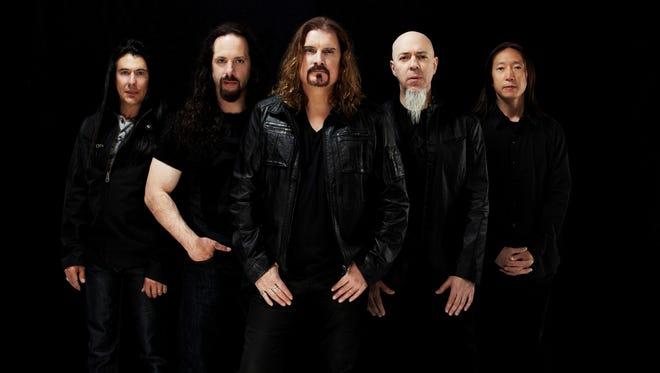 Progressive metal band Dream Theater will release a self-titled album Sept. 24.