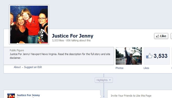 Justice for Jenny Facebook page in support of Jenny Hatch, a 29-year-old with Down syndrome. Hatch has prevailed over her parents in a custody battle.