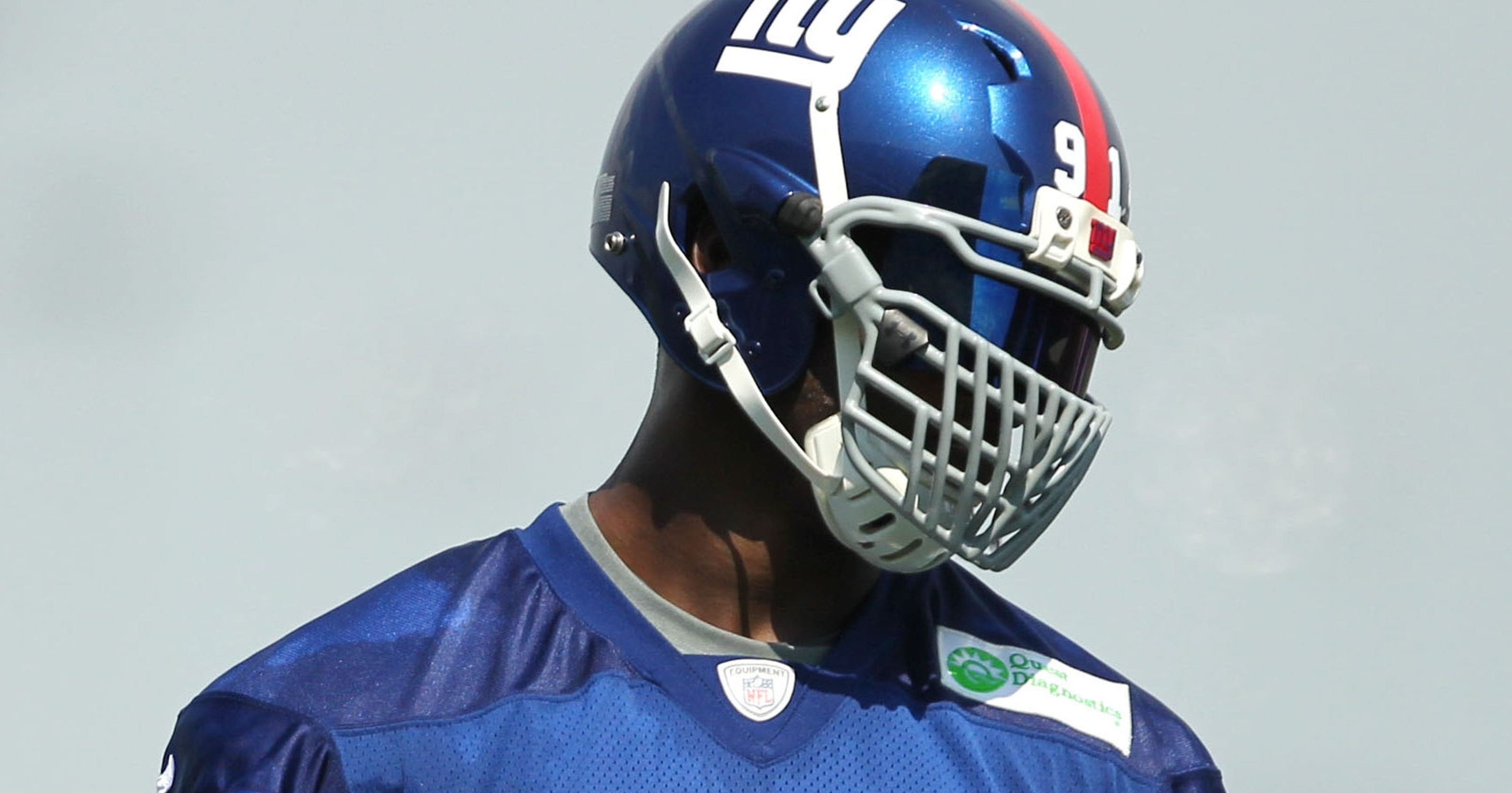 Justin Tuck is healthy eb5f73c15