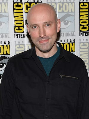 Brian K. Vaughan writes the comic books 'Saga' and 'The Private Eye' by night, and by day is an executive producer of the TV series 'Under the Dome.'