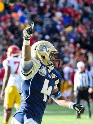 Georgia Tech hopes to move back to the top of the ACC's Coastal Division,