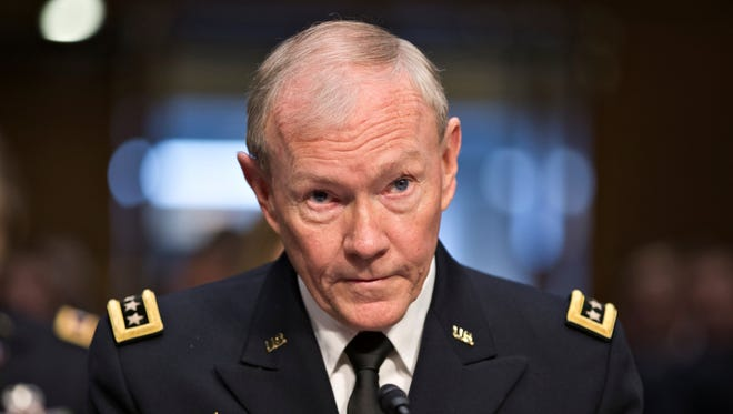 Gen. Martin Dempsey, chairman of the Joint Chiefs of Staff, has called sexual assault a crisis for the military.