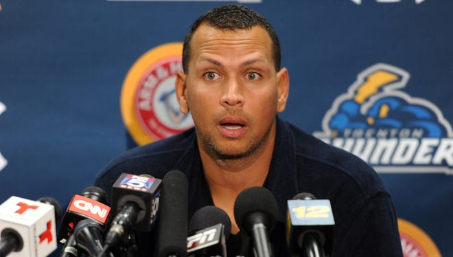 Alex Rodriguez is one of about 10 major leaguers who will be suspended, but he is the only one who will be banned beyond this season.