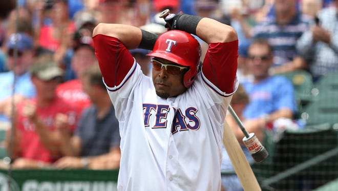 Rangers assistant general manager Thad Levine said Texas has made plans just in case Nelson Cruz is penalized.