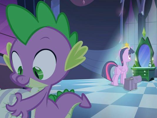 Spike still