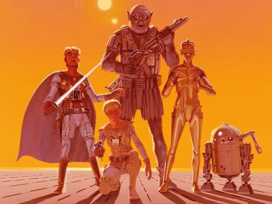 Star Wars lineup