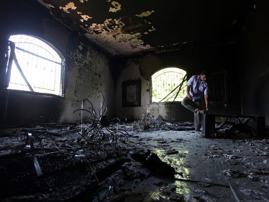 Benghazi consulate attack