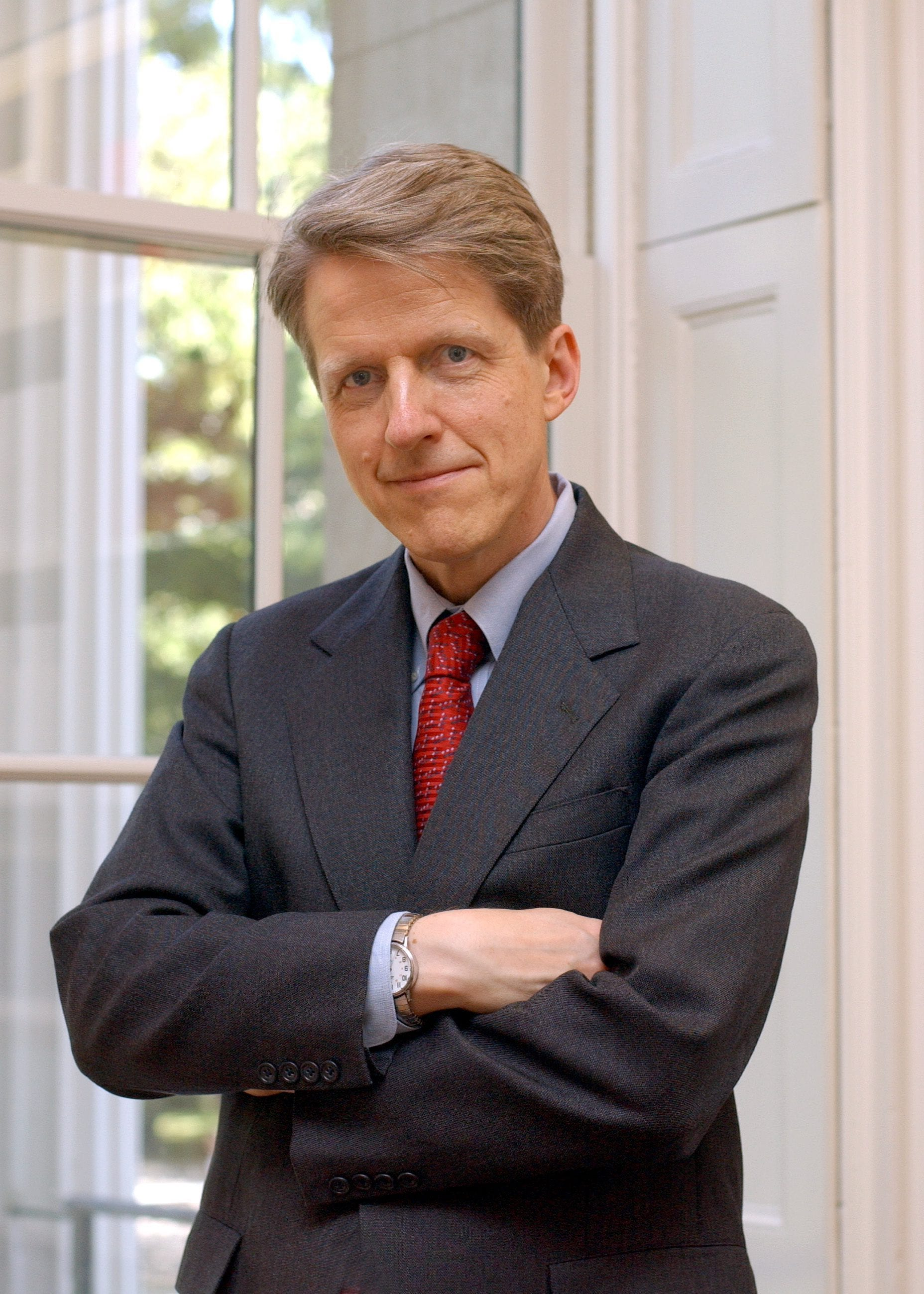 The one big thing economist Shiller says is preventing a 1929-like stock market crash