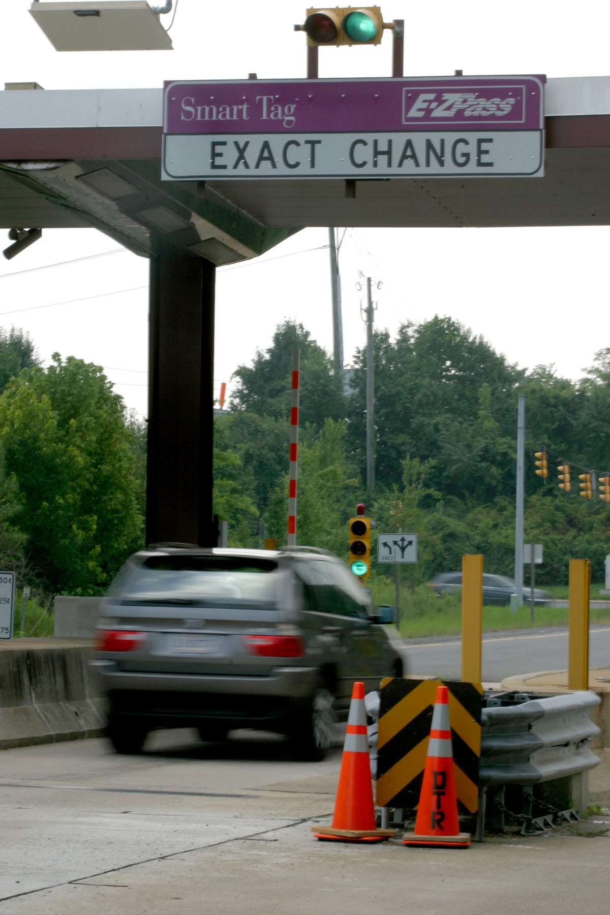 For toll scofflaw, no easy pass on skipping fees