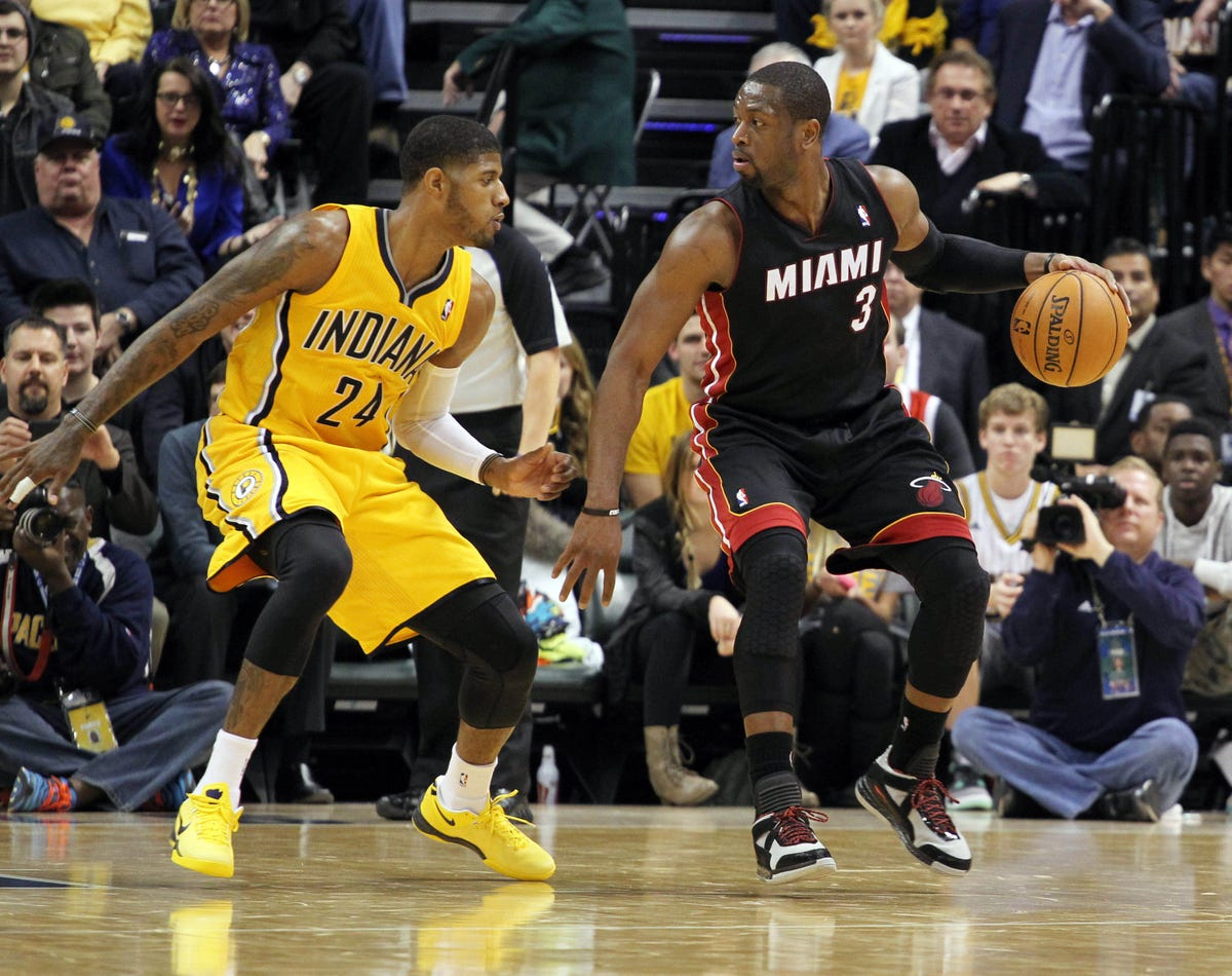 NBA Caucus: Is Miami Heat vs  Indiana Pacers a rivalry?