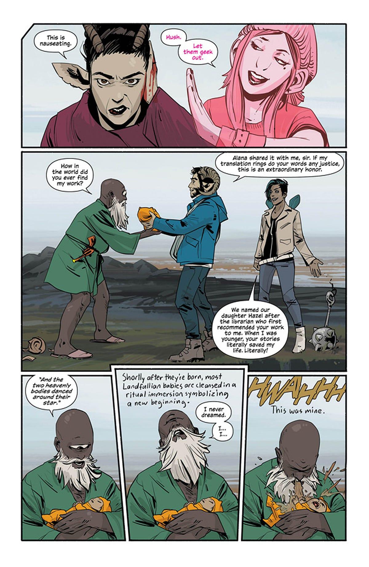 2013 in comic books: Hickman, 'Saga' rise to the top