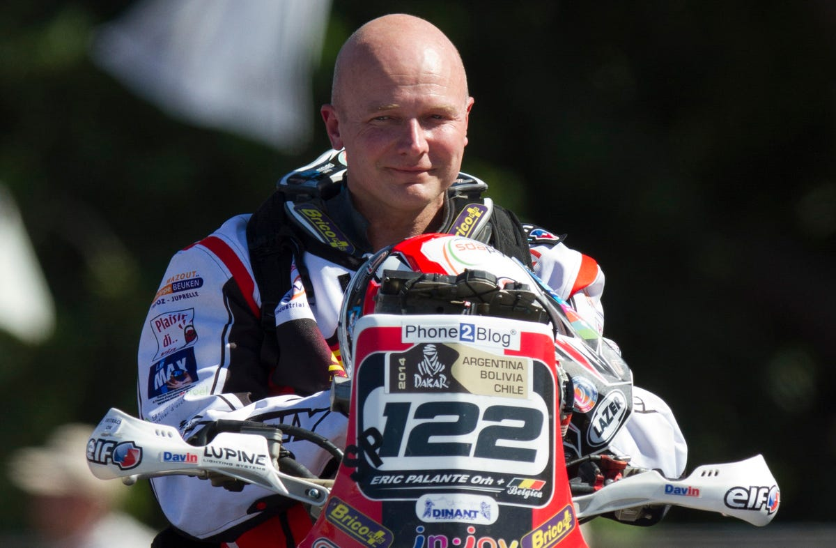 Motorcycle rider, two fans killed at Dakar Rally