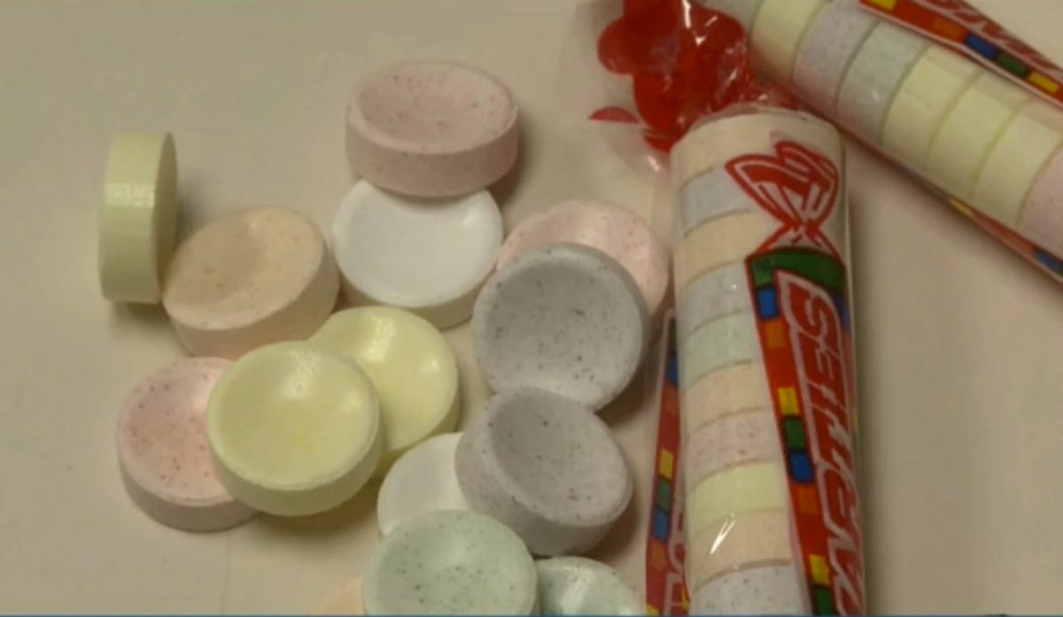 Snorting Smarties Should You Talk To Your Kid