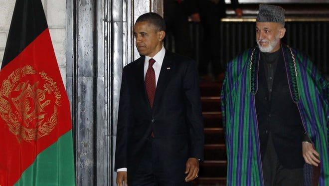 Karzai to visit Obama next month