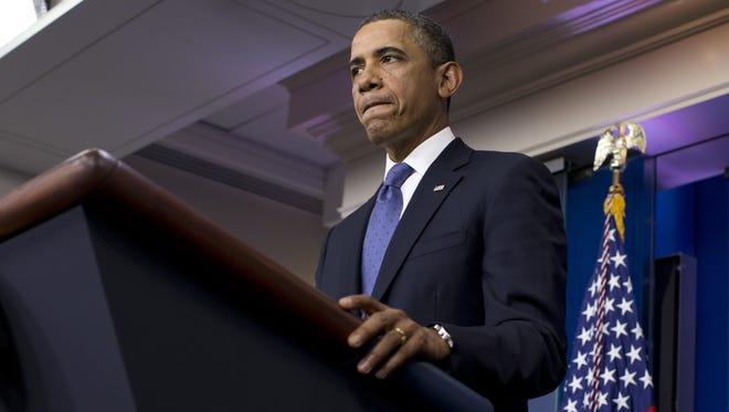 President Obama said he will implement all recommendations that come from a review of the Benghazi attack.