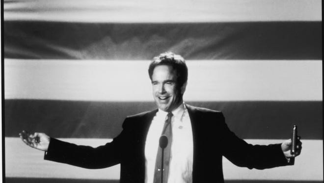 Warren Beatty as Bulworth