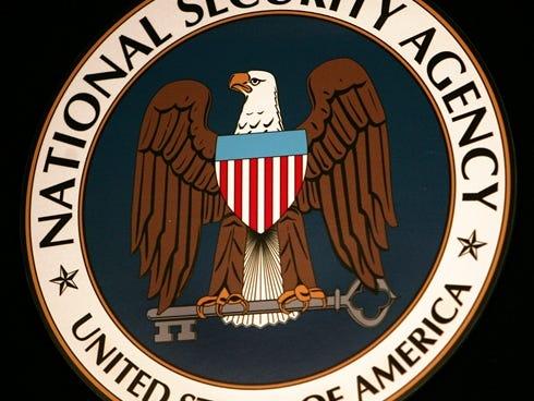 National Security Agency logo