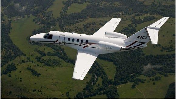 Start-up Jumpjet goes after first-class fliers