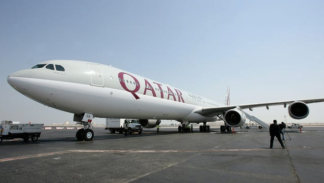 Qatar Airways has entered into a codeshare arrangement with American Airlines.