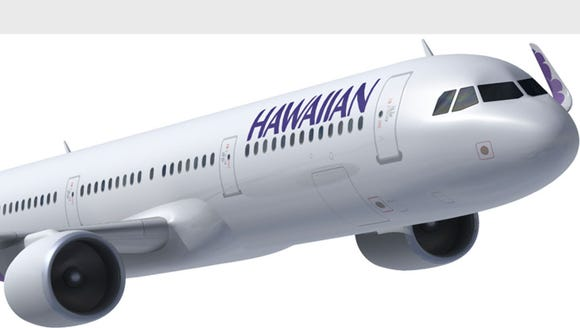 Hawaiian Airbus