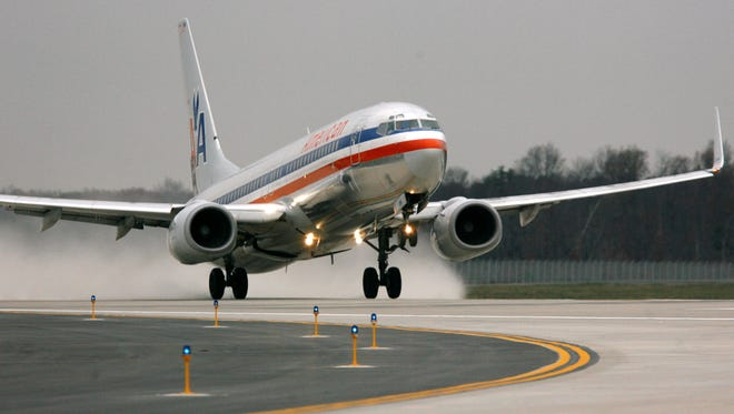 American Airlines' frequent flier program won the Program of the Year Freddie Award.
