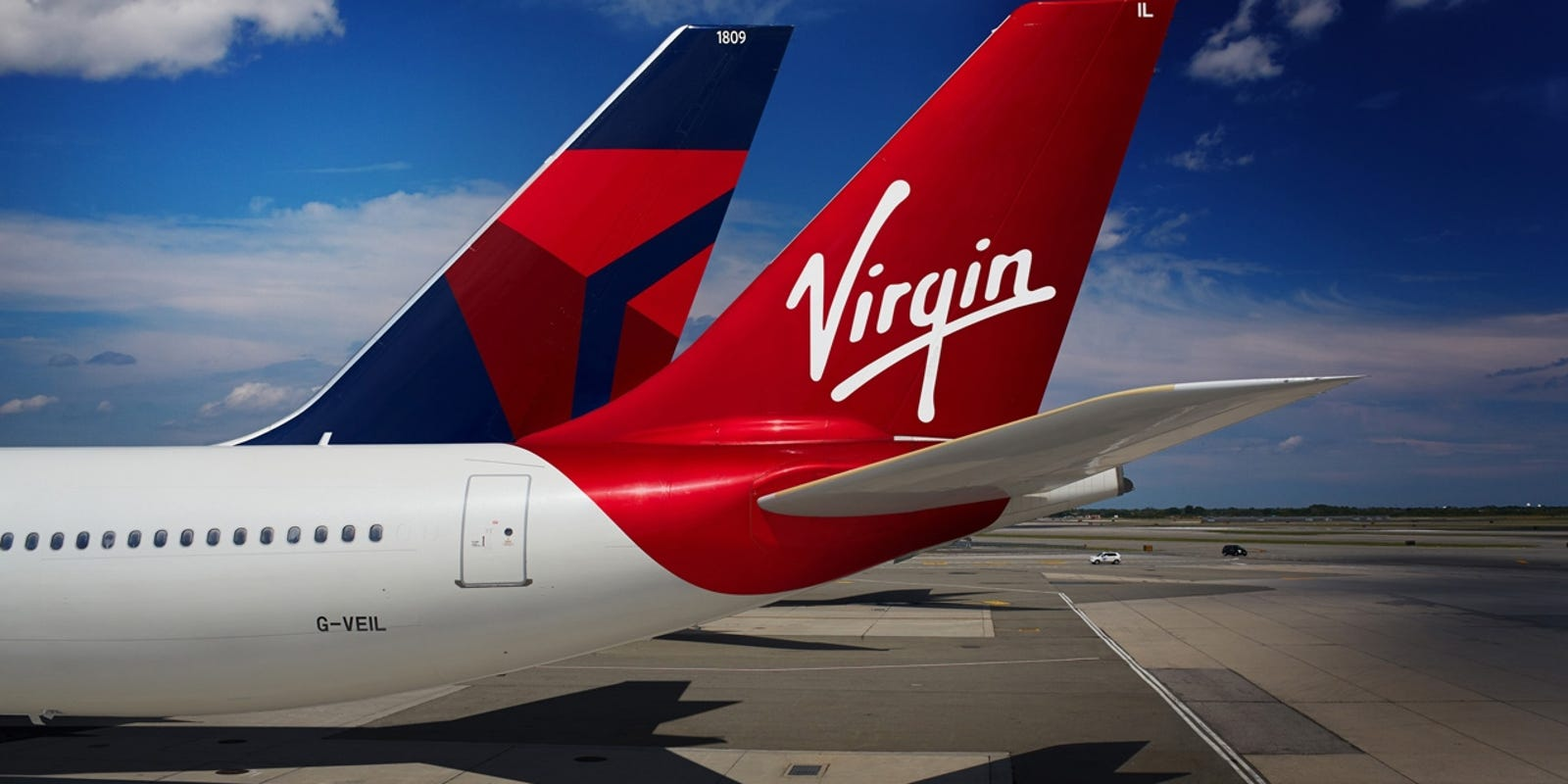 Resultado de imagen para Joint Venture Delta, Air France-KLM-Virgin Atlantic