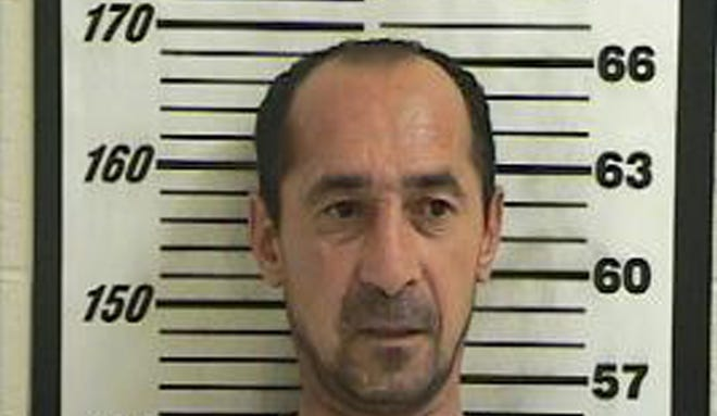 This file photo provided by the Davis County Sheriff Office shows Anatoliy N. Baranovich.