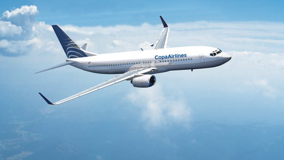 best service 5e8ff 0941f Copa Airlines doubles down on Las Vegas