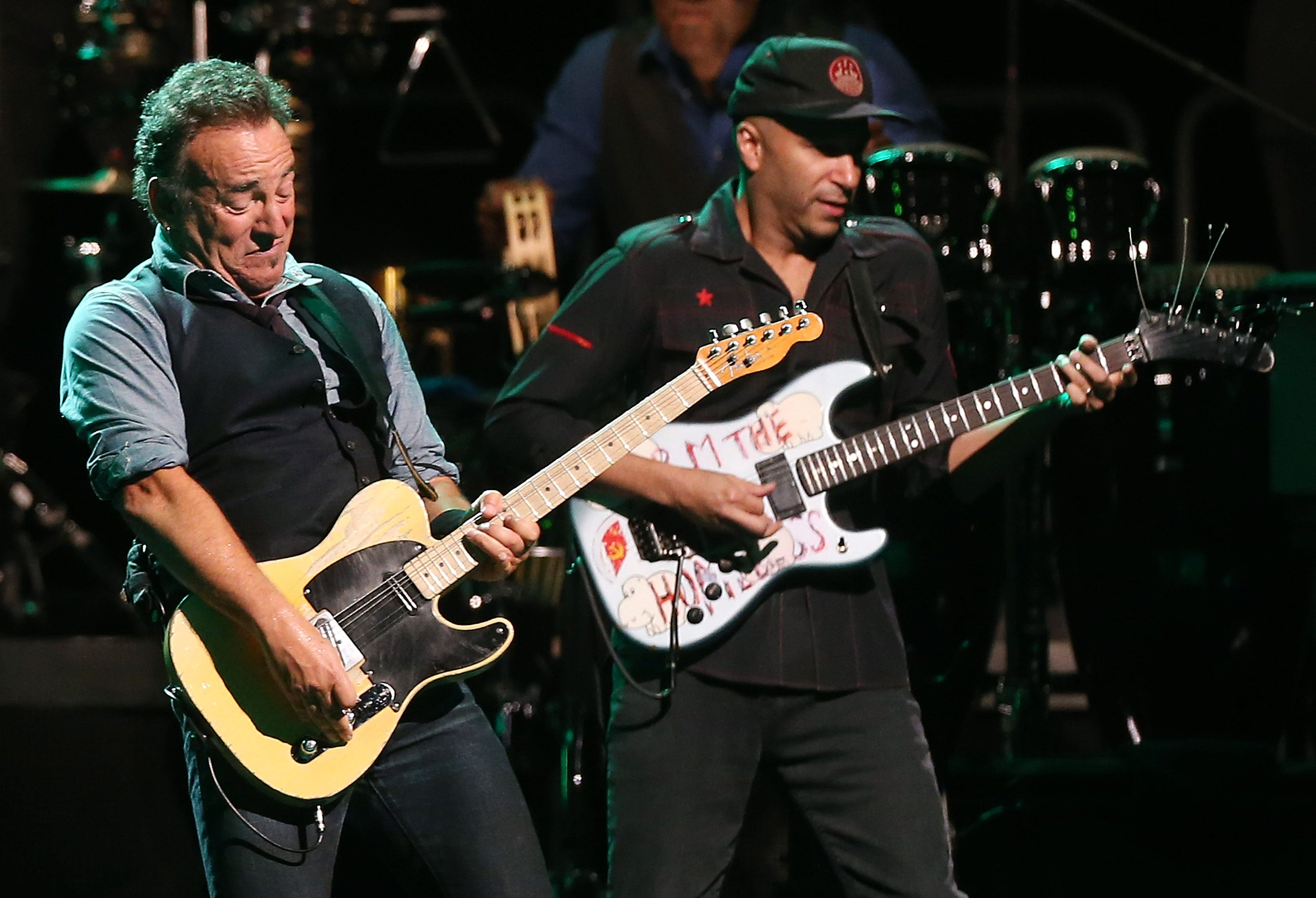 Here s how Bruce Springsteen, Eddie Vedder and Tom Morello covered  Highway to Hell