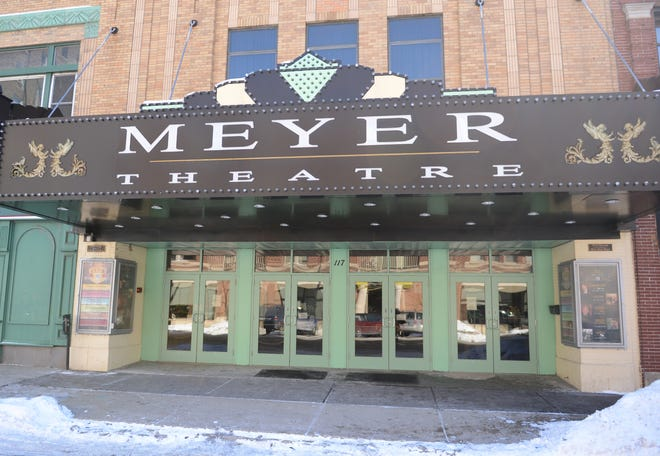 Meyer Theatre in downtown Green Bay.